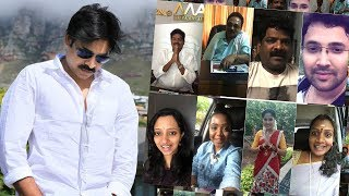 Song on Pawan Kalyan by Rajkiran appreciated by celebs-Exc..