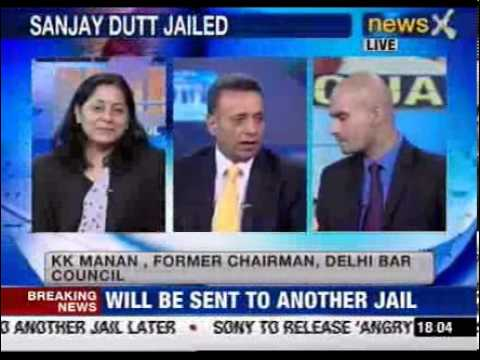 Speak out India: Will Dutt serve his full term in jail this time? -- Part 1