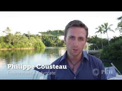 Philippe Cousteau: Marine Reserves Work | Pew