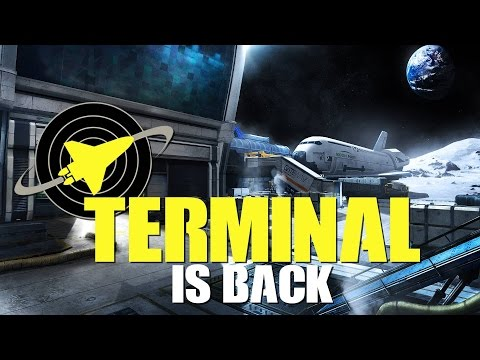 TERMINAL SUR INFINITE WARFARE | Sniper Gameplay Call of Duty Infinite Warfare