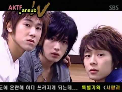 [VOSTFR] DBSK Banjun Drama - Dangerous Love [03/04]