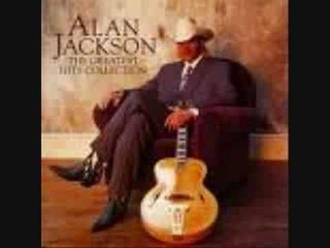 Alan Jackson- Little Bitty