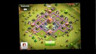 Clash Of Clans Town Hall Level 6 Defense-no Funnel