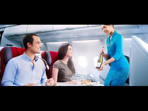 Garuda Business Class Brisbane to Denpasar