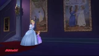 Sofia The First Ft. Cinderella True Sisters Song HD