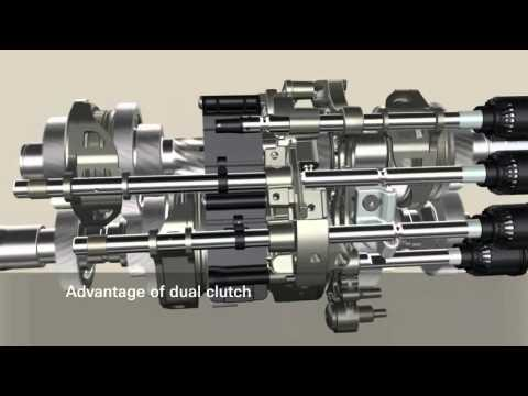 ZF 7DT dual clutch transmission