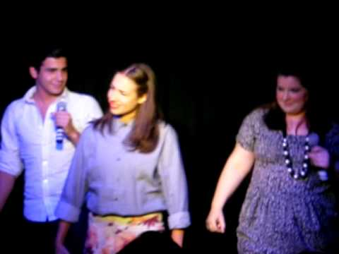 Miranda Sings, Leanne Jones & Liam Tamne - You Cant Stop The Beat