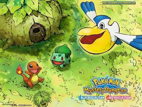 Pokemon Mystery Dungeon 1 Town Square Remix