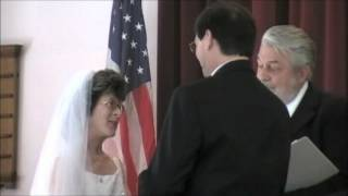 [(FUNNY) Bride Loses it at wedding Alter Wipes Grooms Noise  ...] Video