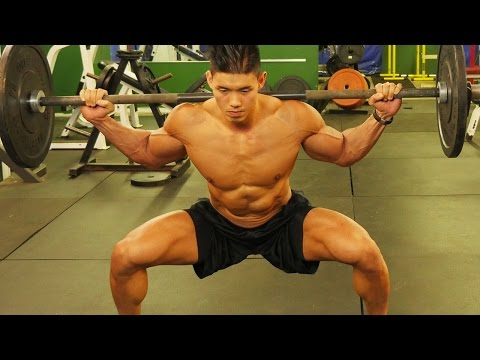 EXPLOSIVE Leg Workout! - Six Pack Shortcuts