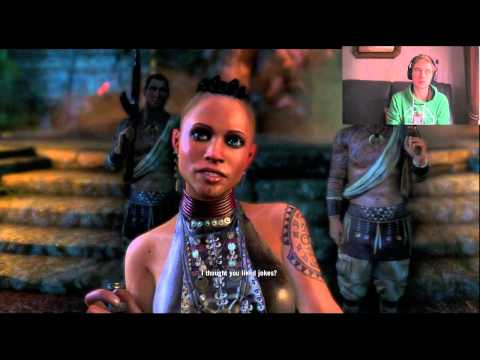 FARCRY 3 Walktrough : EP 11 Vaas his sister is sexyyyy by KRlMZYY