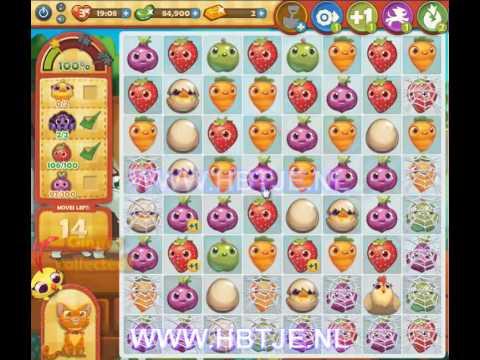 Farm Heroes Saga level 345