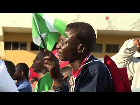 Fans in Lagos saddened by country's World Cup exit