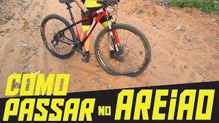 Bikers Rio Pardo | Vídeos | Como Passar pelo areião pedalando