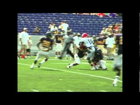David Sills 2012 Freshman Highlight