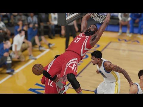 NBA 2K16 PS4 My Career - Stephen Curry Showdown!