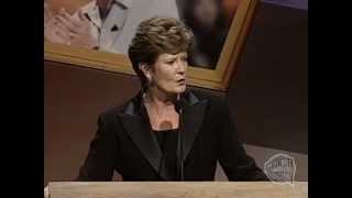 Pat Head Summitt's Basketball Hall of Fame Enshrinement Speech