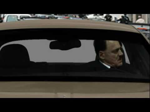 Hitler Stuck In Traffic