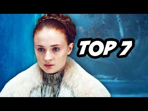 Game Of Thrones Season 5 Episode 6 - TOP 7 WTF