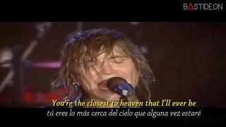 Goo Goo Dolls - Iris (Sub Español + Lyrics)