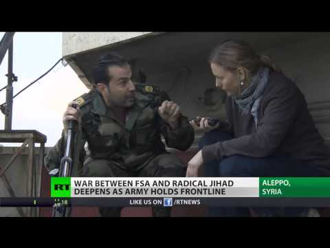 Peace Accord? Syrian Rebel infighting intensifies amid diplomatic talks in Geneva