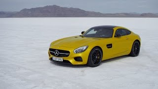 Mercedes-AMG GT hoàn toàn mới
