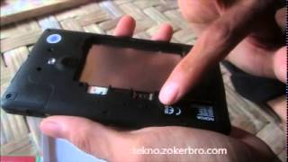 Unboxing Nokia XL Indonesia