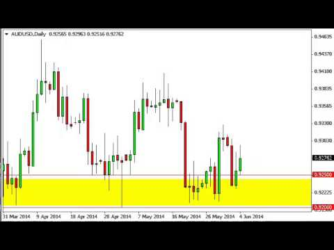 AUD/USD Technical Analysis for June 5 2014 by FXEmpire.com