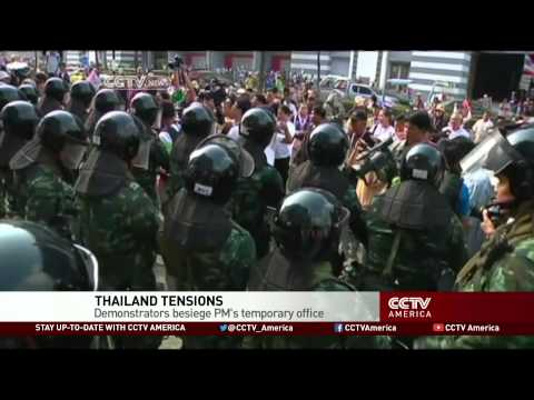Thai Court Stops Government Using Force against Protesters