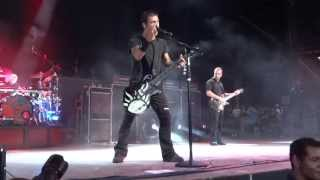 Godsmack Enemy Keep Away Cryin Like a Bitch Uproar Festival Tampa Florida 09 13 2012