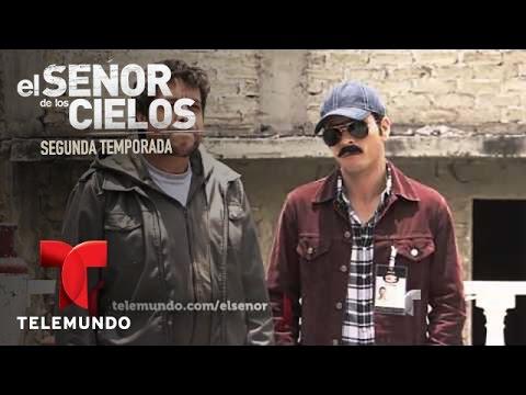 """Telemundo estrena """"El Señor de los cielos"""" (fotos y video)"""