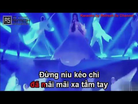 Vì Ai Vì Anh - Đông Nhi [Beat Gốc Karaoke]