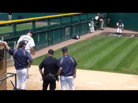 Max Scherzer excited about throwing curveball in bullpen