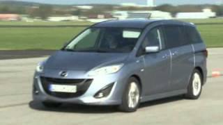 Fahrbericht: der Mazda 5 videos