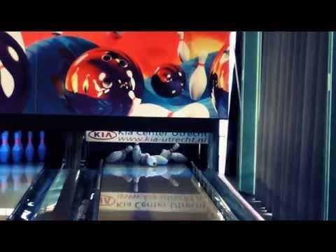 bowling pin setter machine