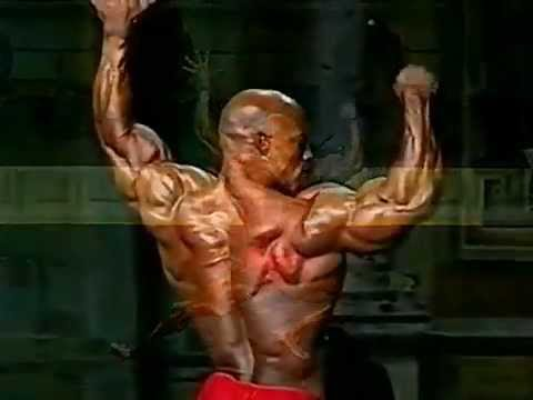 Shawn Ray @ Mr. Olympia 1999