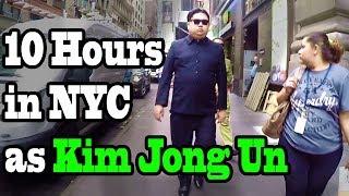 Kim Jong Un v New Yorku