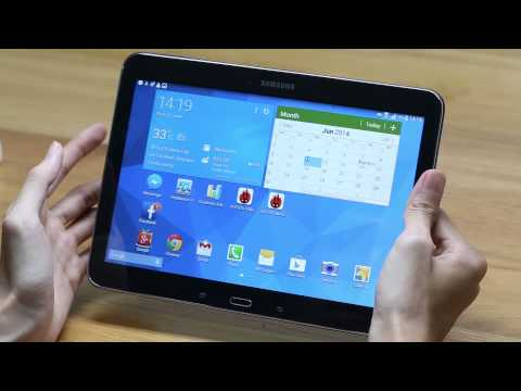 Trên tay Galaxy Tab 4 10.1