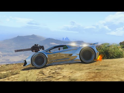 ULTIMATE VEHICLE MODS (GTA 5 Mods Funny Moments)
