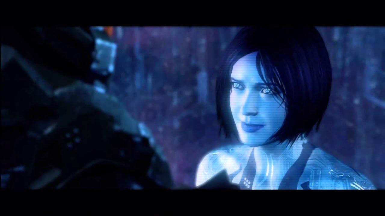 Halo 4 Cortana is VERY Important - YouTube