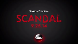 "Scandal Season 4 Teaser ""Where On Earth Is Olivia Pope"