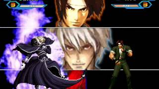 The King Of Fighters Wing 1.85 Glitch!?!