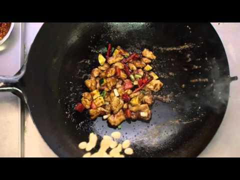 Masters of the Wok: Kung Pao Chicken