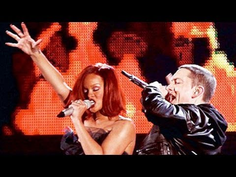 Eminem Announces Monster Tour with Rihanna