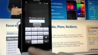 Liberar Sony Xperia U Por Código Imei En Movical.Net