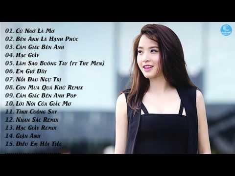 Những Ca Khúc Nhạc Trẻ Mới Nhất Hải Băng 2015 - Album Cứ Ngỡ Là Mơ