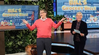 Billionaire Bill Gates Guesses Grocery Store Prices