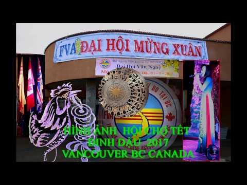 HINH ANH HOI CHO TET DINH DAU 2017 FVA BY HUONG N VAN BC CANADA