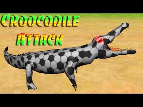 Game Cá sấu ăn thịt người mới nhất 2016 - Cá sấu khổng lồ/Croocodile Attack 2016