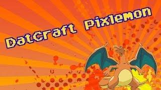 DatCraft Pixelmon 1.7.10 [3.2.9]